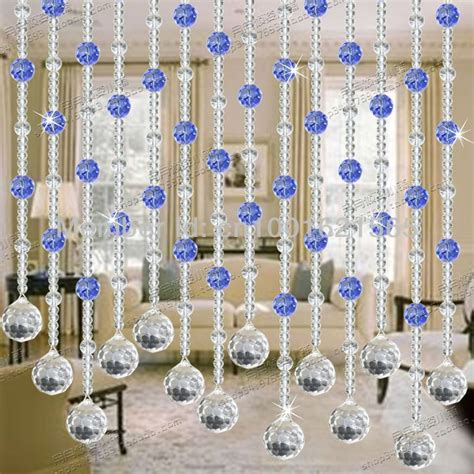 cortina abalorios cortinas con abalorios de cristal buscar con