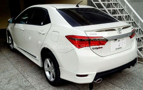Toyota Corolla Vvti Beforward Used Toyota Corolla Xli Vvti 2015 Car For Sale In Pakwheels