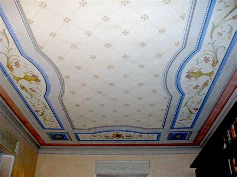 affreschi soffitto affresco soffitto abitazione privata battaglini decorazioni