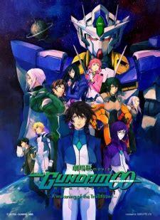 drama anime xyz mobile suit gundam 00 the a wakening of the