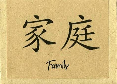 tattoo family in chinese my tattoo chinese symbol for family tattoos
