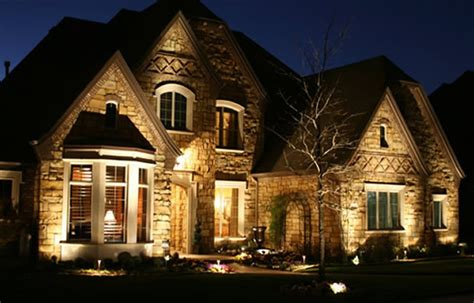 lighting house american pride lawn and landscaping outdoor lighting