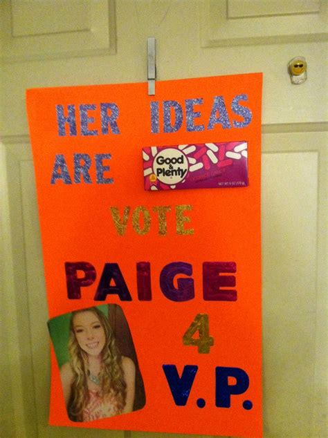 17 Best Ideas About Presidential Caign Posters On - 31 best student council poster ideas images on