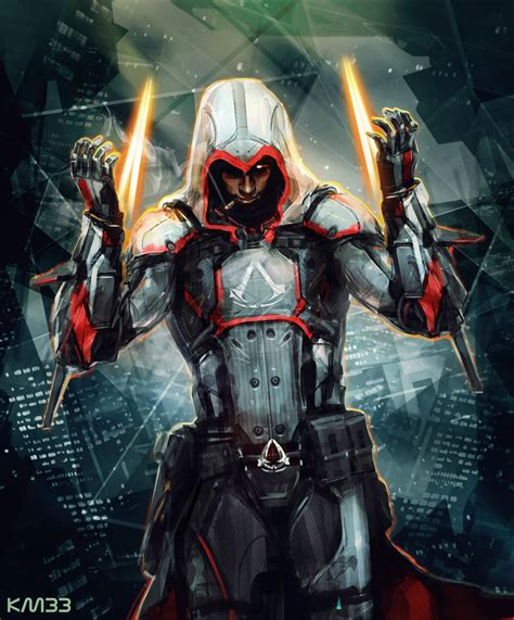 Future Warrior assassin s creed ix future warrior