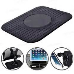 Dashmat Gps Holder In Car Gps Dashboard Mount Holder Sat Nav Dash Mat For
