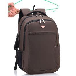 New Item Tas Ransel Pria Import Branded Wolfbred T3847g3 Abu Backpack jual tas laptop murah