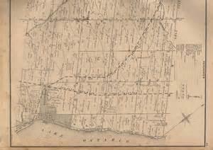 burlington ontario maps