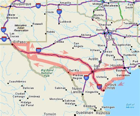 texas highway conditions map map of texas road conditions pictures to pin on pinsdaddy