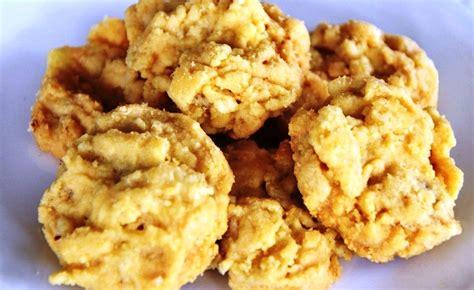resep membuat seblak garing cara membuat kue melinjo garing renyah resep cara masak