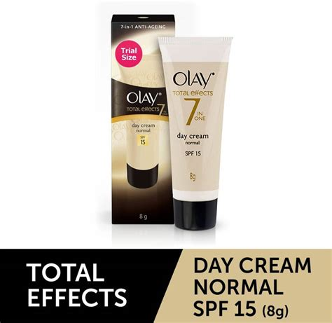 Olay Total Effect Day Spf 15 olay total effects 7 in one day normal spf 15 price in india buy olay total effects 7