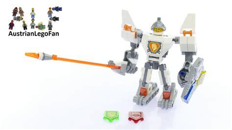 Dijamin Lego 70366 Nexo Knights Battle Suit Lance lego nexo knights 70366 battle suit lance lego speed