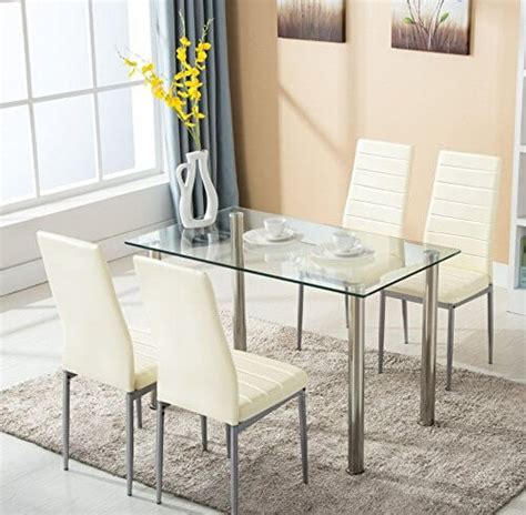 amazon kitchen furniture 4 person kitchen table under 200 that will surprise you