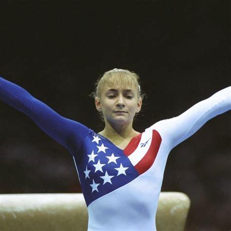 greatest gymnastics moments   olympic history