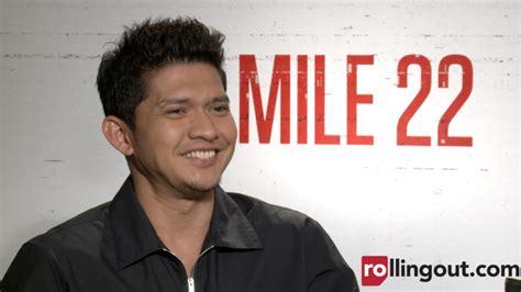 aktor film mile 22 mile 22 cast interview with lauren cohen and iko uwais