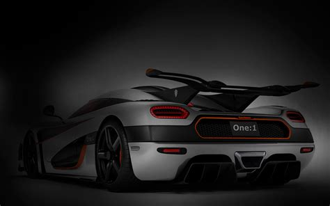 tron koenigsegg koenigsegg agera one 1 rear teaser photo 1