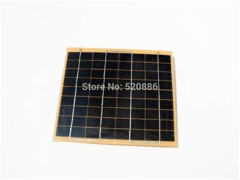 solar panel battery charger diode 5w solar cell panel 5 watt 12 volt garden pond battery charger diode on aliexpress