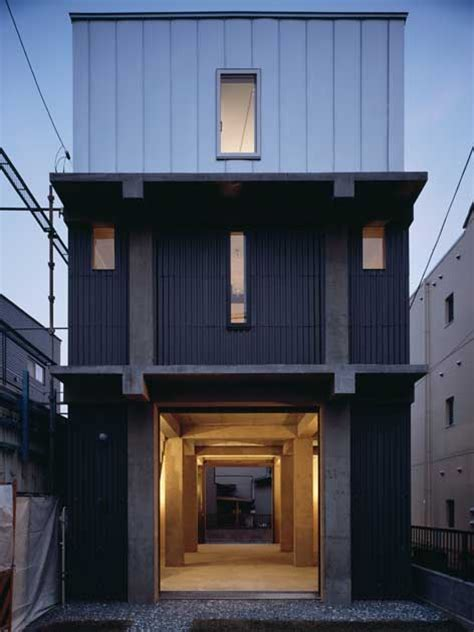 Tokyo House by Tokyo Houses Japan Homes Property E Architect