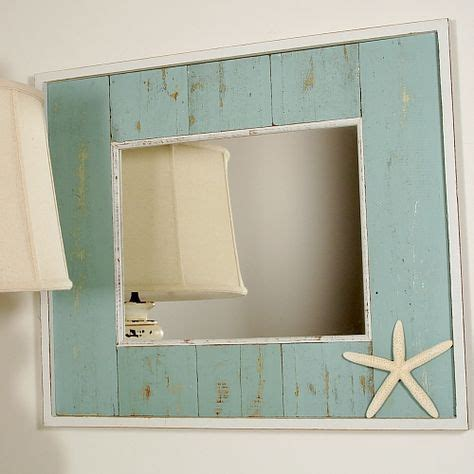 beach house bathroom mirrors 25 best ideas about starfish mirror on pinterest beach style bathroom scales beach house