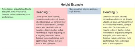 jquery div height jquery equal height divs phpsourcecode net