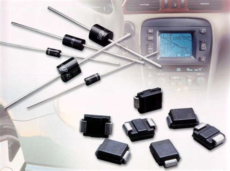 diode power dissipation new circuit protection avalanche diode line provides high power dissipation in smaller packages
