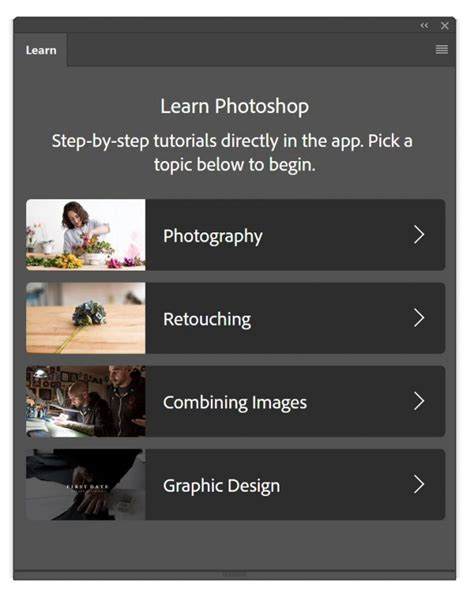 photoshop cc tutorials learn how to use adobe systems photoshop cc 2017 tutorials learn how to use photoshop cc