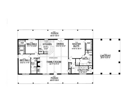 house plans with character 2 bedroom house layouts 2 bedroom rectangular house plans
