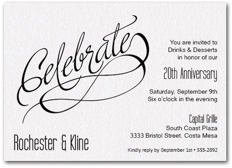 wedding anniversary celebration ideas singapore sle invitation for company anniversary celebration