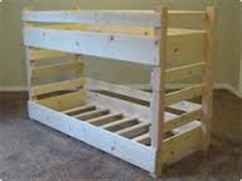 toddler bunk beds bunk bed  build    pinterest