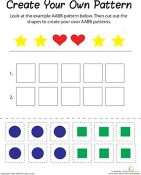 pattern games pre k 1000 images about pre k assessments on pinterest