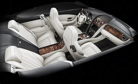 bentley continental interior bentley interior car models