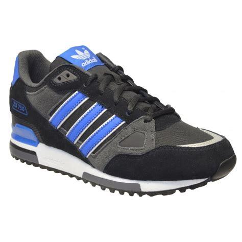 Adidas Zx 75o adidas adidas zx 750 suede black blue white z21