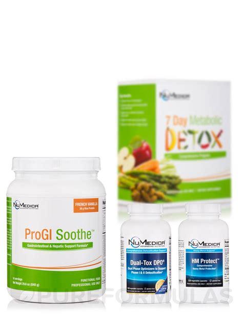 Metabolic Detox by 7 Day Metabolic Detox Program