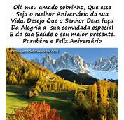 Mensagem De Anivers&225rio Com Frases E Imagens Parab&233ns Feliz