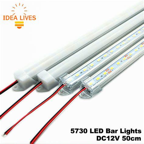 led light bar india led bar lights dc12v 5730 led rigid 50cm led