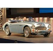 1965 Austin Healey 3000 History Pictures Value Auction