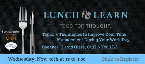 Lunch And Learn Template 28 Images Lunch Learn January Lunch And Learn Template