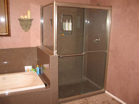 Bath And Shower Remodel what state is your bathroom in