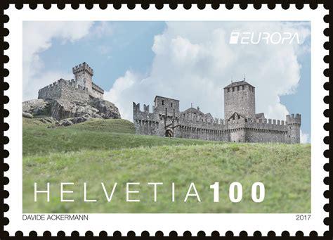 Post Schweiz Brief Europa Pr 228 Chtiges Bergpanorama In Briefmarkenformat Die Post