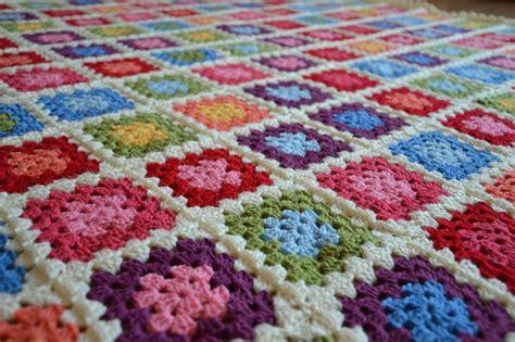Crochet Square Blankets by Tadpegs Crochet Squares Soduku Blanket