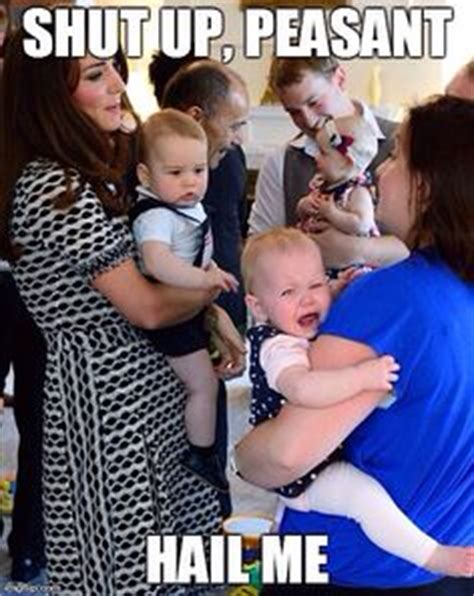 Prince George Meme - 1000 ideas about prince george meme on pinterest grumpy