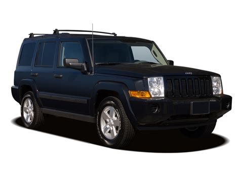 jeep commander vs liberty 2006 jeep commander reviews and rating motor trend