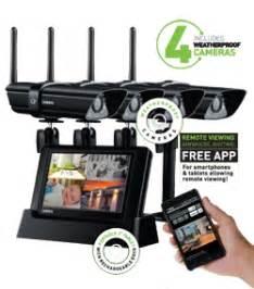 uniden guardian g2740 digital wireless surveillance 7