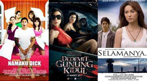 urutan film hot indonesia inilah poster film indonesia yang mirip hollywood