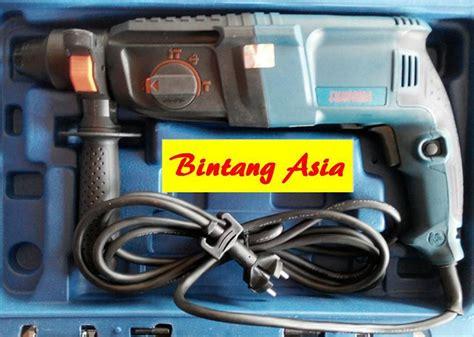 Mesin Bor Fujiyama jual mesin bor rotary hammer drill fujiyama rh9226