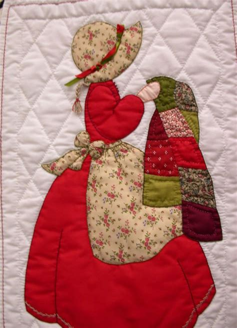 Patchwork Applique Patterns Free - bonnet quilt pattern