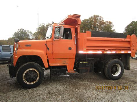 7 Ideas On How To Dump A Nicely by 1994 Ford L8000 Dump Truck Pictures To Pin On