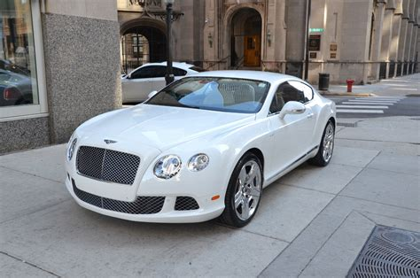 white bentley bentley continental gt white price