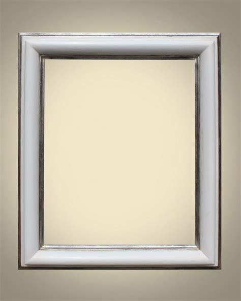 cornici argentate 697 8 bianco argento cornici laccate oro a guazzo