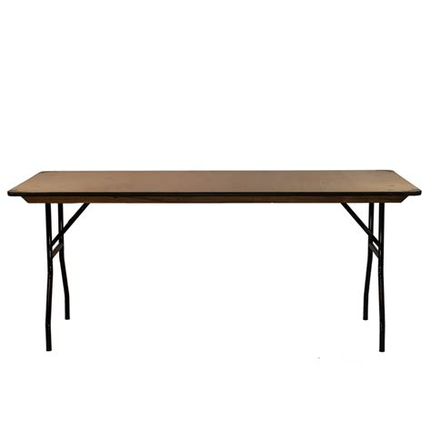 how wide is an 8 banquet table tables archives celebrations rentals
