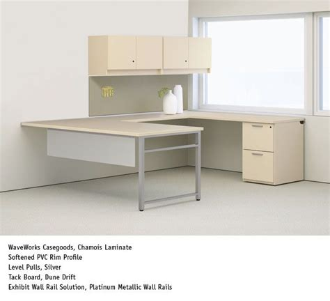 national office furniture waveworks casegoods in